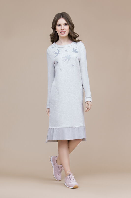Платье женское Elema Платье женское 5К-8278-1 - фото 1