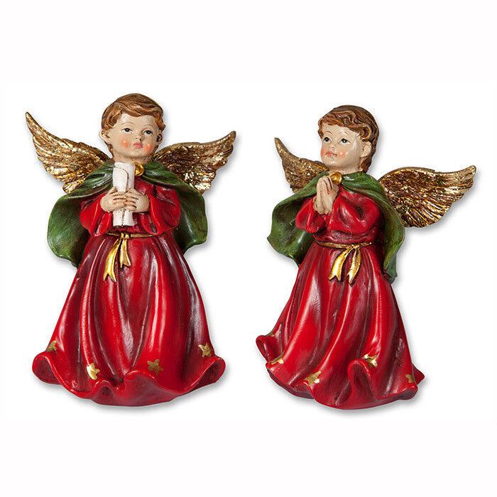 Подарок на Новый год mb déco Статуэтка новогодняя «Ангел» 59118/AMS в ассортименте - фото 1