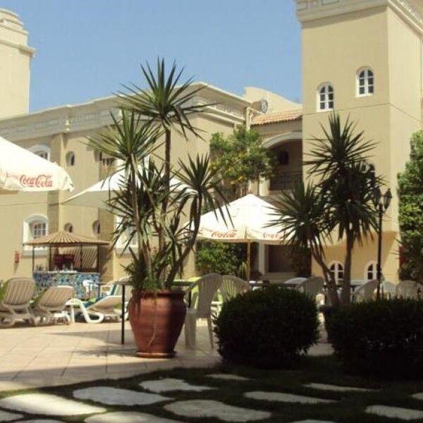 Туристическое агентство География Пляжный авиатур в Египет, Хургада, Elysees Hurgada Resort 4* - фото 1