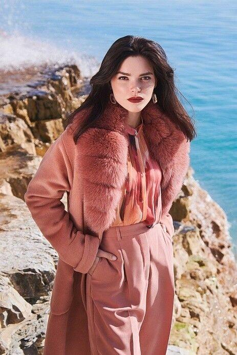 Верхняя одежда женская Elema Пальто женское зимнее 7-7865-1 - фото 1