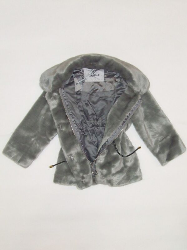 Верхняя одежда детская TRE API Пальто  для девочки Z513/B - фото 2
