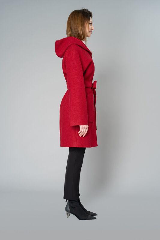 Верхняя одежда женская Elema Пальто женское демисезонное 1-9288-1 - фото 3