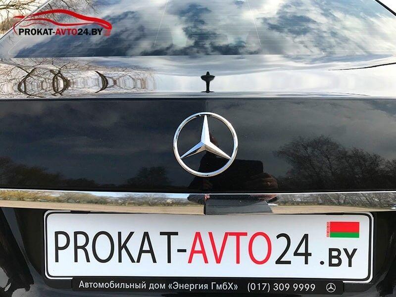 Прокат авто Mercedes-Benz E200 2013 - фото 6