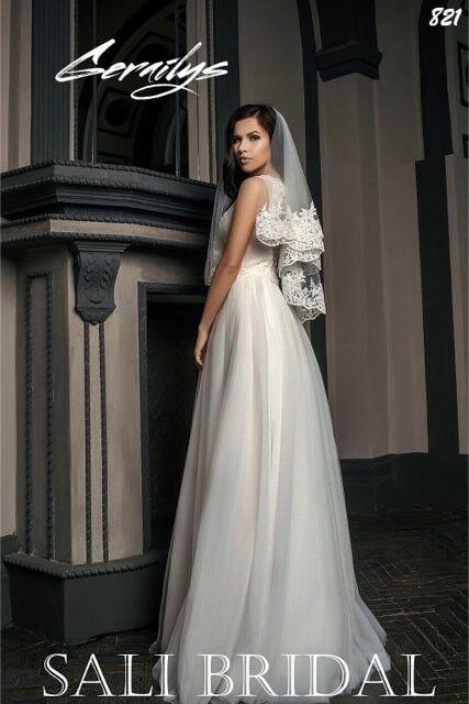 Свадебный салон Sali Bridal Свадебное платье 821 - фото 1