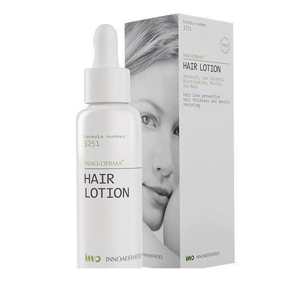 Уход за волосами Innoaesthetics Сыворотка против выпадения волос INNO-DERMA - фото 1