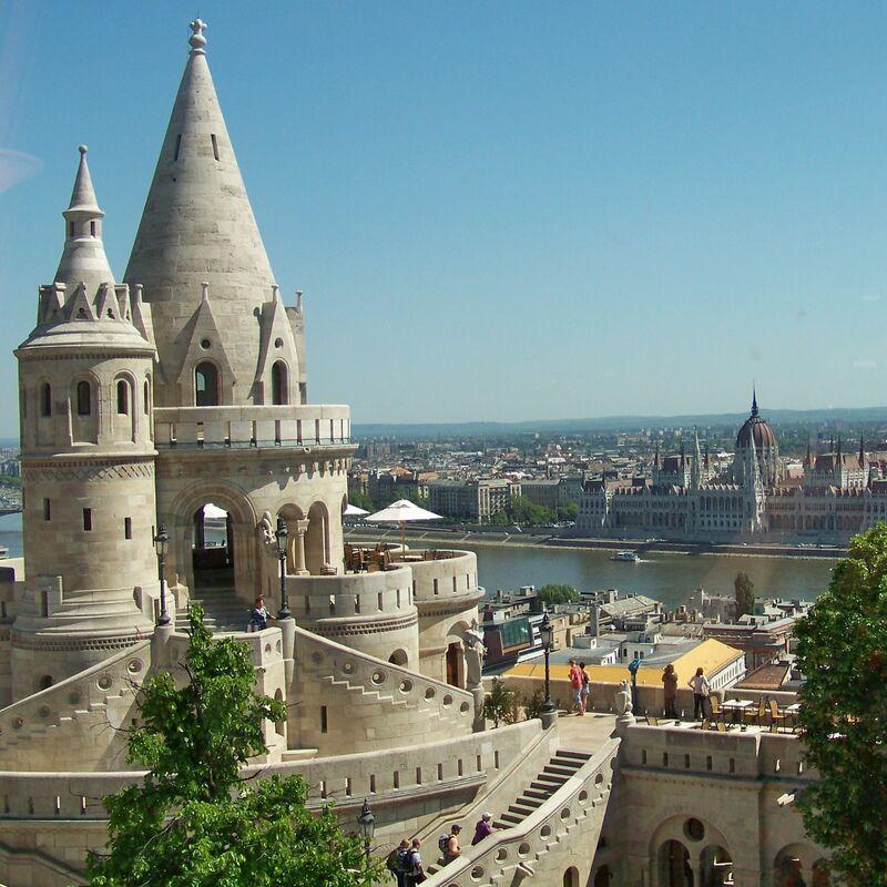 Туристическое агентство Визавитур Автобусный тур «Будапешт – Вена – Прага» - фото 1