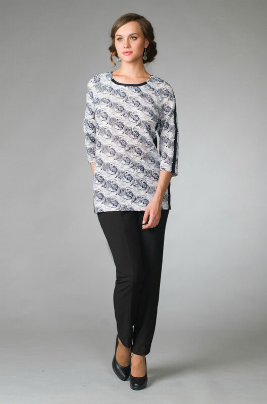 Кофта, блузка, футболка женская Gold Style Туника женская 1998 - фото 1