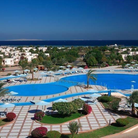 Туристическое агентство Айкью групп Пляжный авиатур в Египет, Хургада, Sonesta Pharaoh Beach Resort 5*, 10 ночей - фото 1