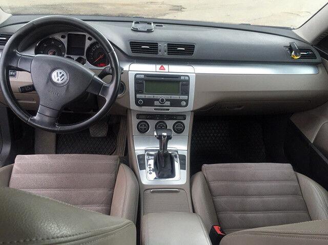 Прокат авто Volkswagen Passat B6 2007 г.в. - фото 4