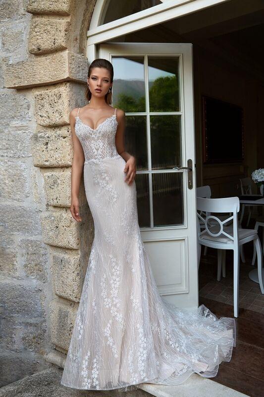 Свадебное платье напрокат Armonia Свадебное платье Calypso - фото 1