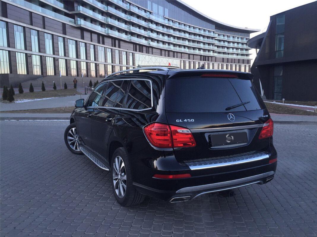 Прокат авто Mercedes-Benz GL 500 - фото 6