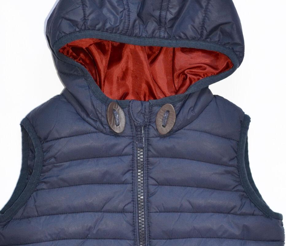 Верхняя одежда детская Next Жилет детский М3469 - фото 2