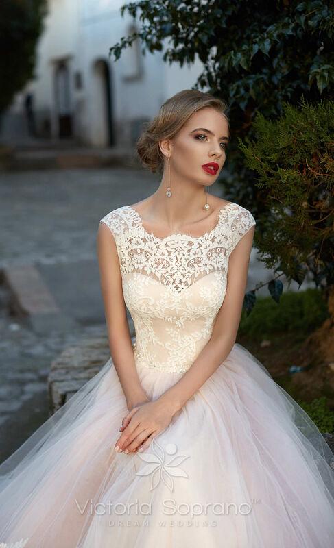 Свадебное платье напрокат City Bride Свадебное платье VS11718 - фото 1