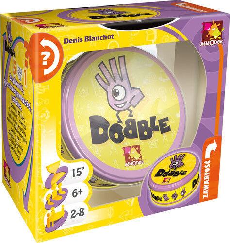 Магазин настольных игр Asmodee Настольная игра «Dobble» - фото 1