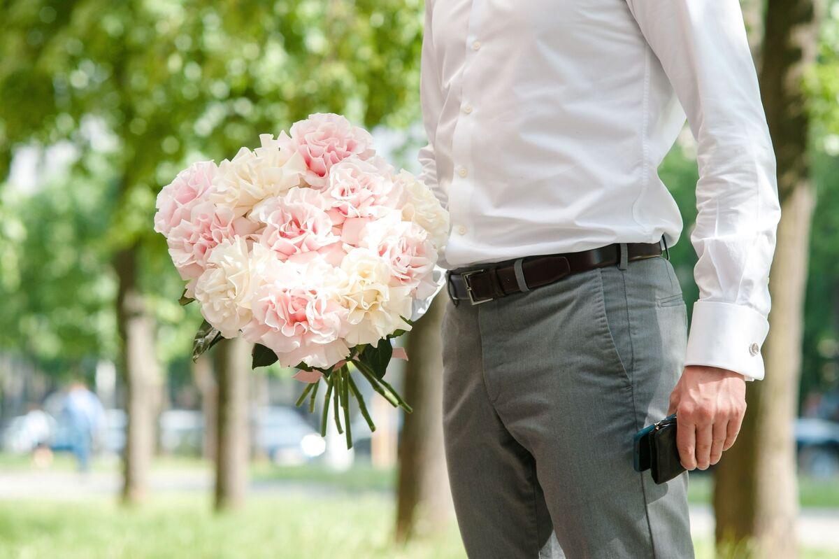 Магазин цветов Цветы на Киселева Букет «Выбор джентельмена» - фото 1