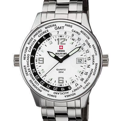 Часы Swiss Military by Chrono Наручные часы SM34007.02 - фото 1
