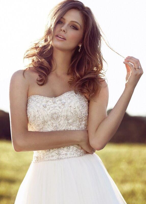 Свадебное платье напрокат Mia Solano Платье свадебное «Brittany» - фото 2