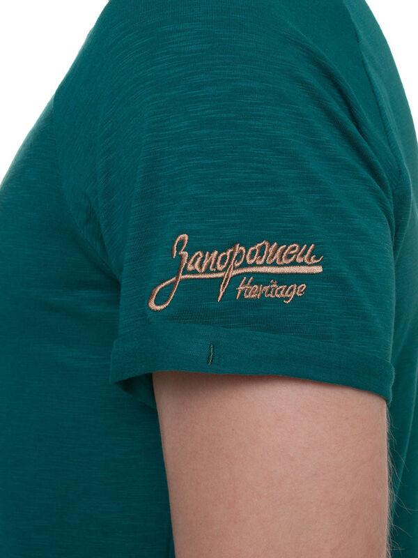 Кофта, рубашка, футболка мужская Запорожец Футболка «Зынчанлунъ» SKU0121000 - фото 4