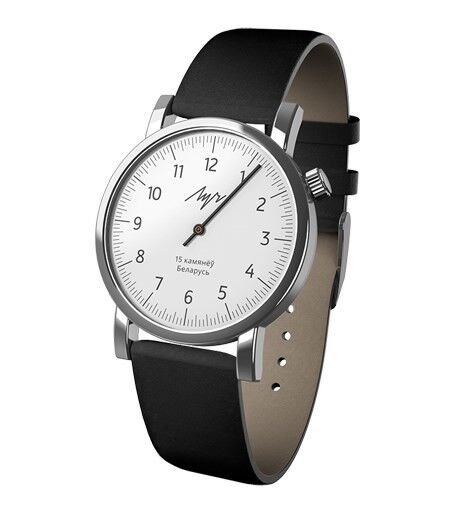 Часы Луч Наручные часы «Однострелочник» 011211757 - фото 2