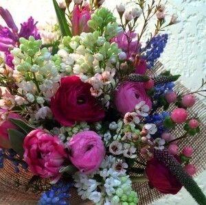 Магазин цветов Прекрасная садовница Букет весенний нежный - фото 1