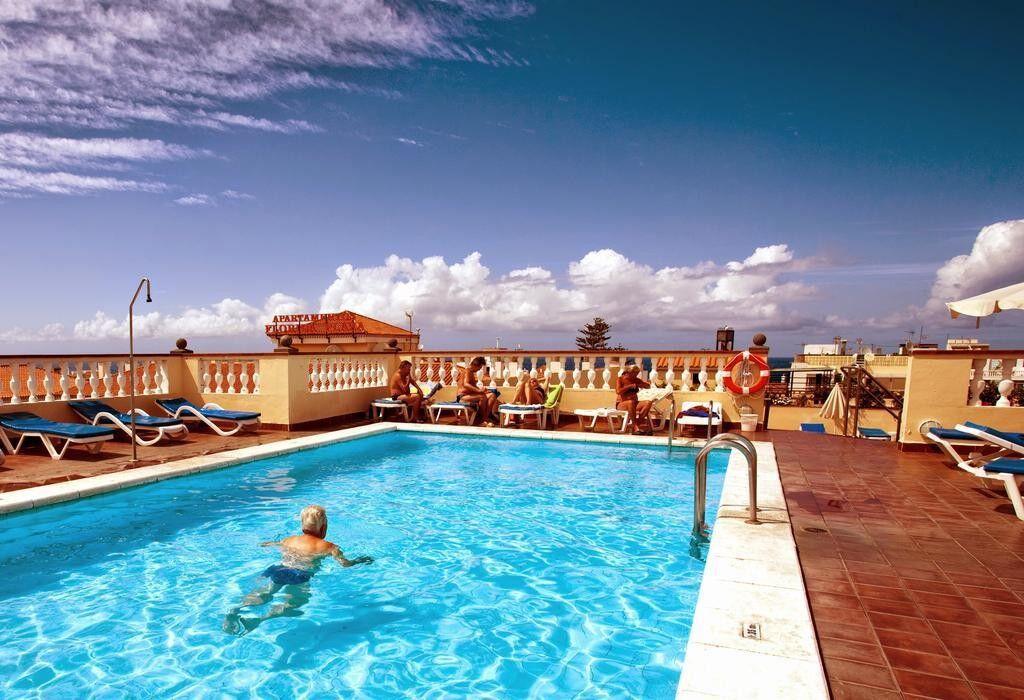 Туристическое агентство Куда? Подальше! Пляжный авиатур в Испанию, Канарские о-ва, Тенерифе, Be Smart Florida Plaza 3* - фото 4