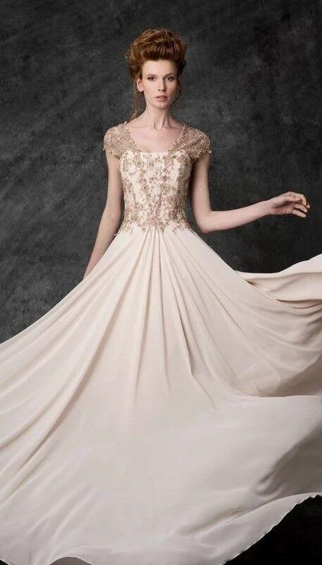 Свадебное платье напрокат Edelweis Платье свадебное «Nika» - фото 1
