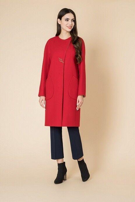 Верхняя одежда женская Elema Пальто женское демисезонное 1-8700-1 - фото 1