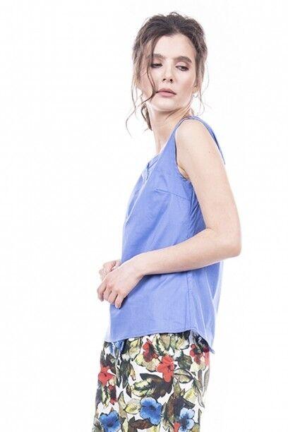 Кофта, блузка, футболка женская SAVAGE Топ женский арт. 915316 - фото 4