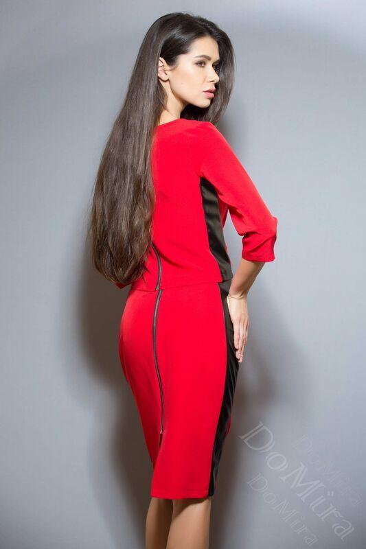 Кофта, блузка, футболка женская DoMira Блуза М-03-44 - фото 2