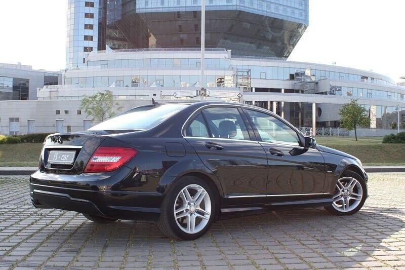 Аренда авто Mercedes-Benz C250 AMG - фото 2