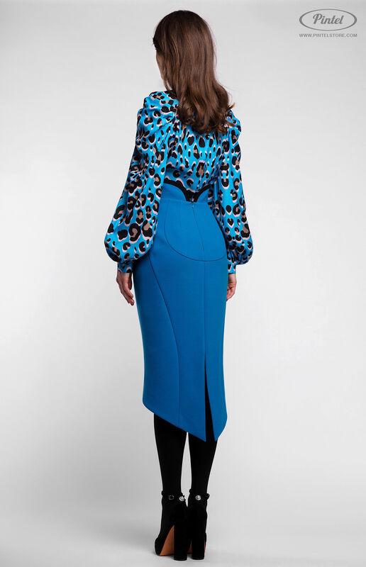 Костюм женский Pintel™ Комплект из блузы и юбки Brianna - фото 3