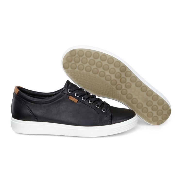 Обувь женская ECCO Кеды SOFT 7 430003/01001 - фото 8