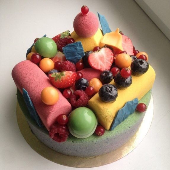 Торт Brioche Paris Торт №5 - фото 1
