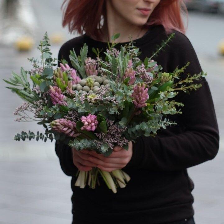 Магазин цветов VETKA-KVETKA Букет 215 - фото 1