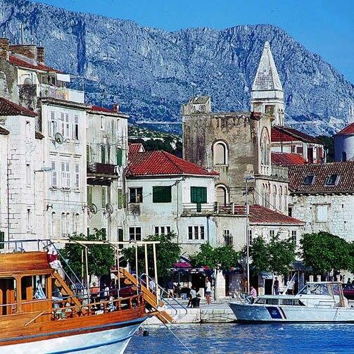 Туристическое агентство ТрейдВояж Автобусный тур HRV B01 с отдыхом на море в Хорватии, Апартаменты «Макарска» - фото 1