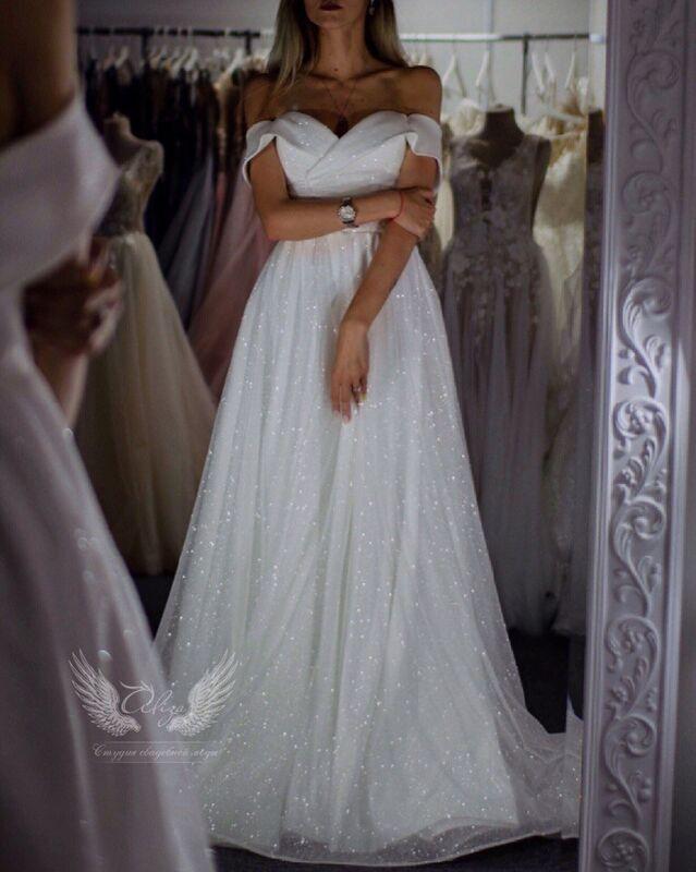 """Свадебное платье напрокат ALIZA свадебное платье """"Emily"""" - фото 1"""