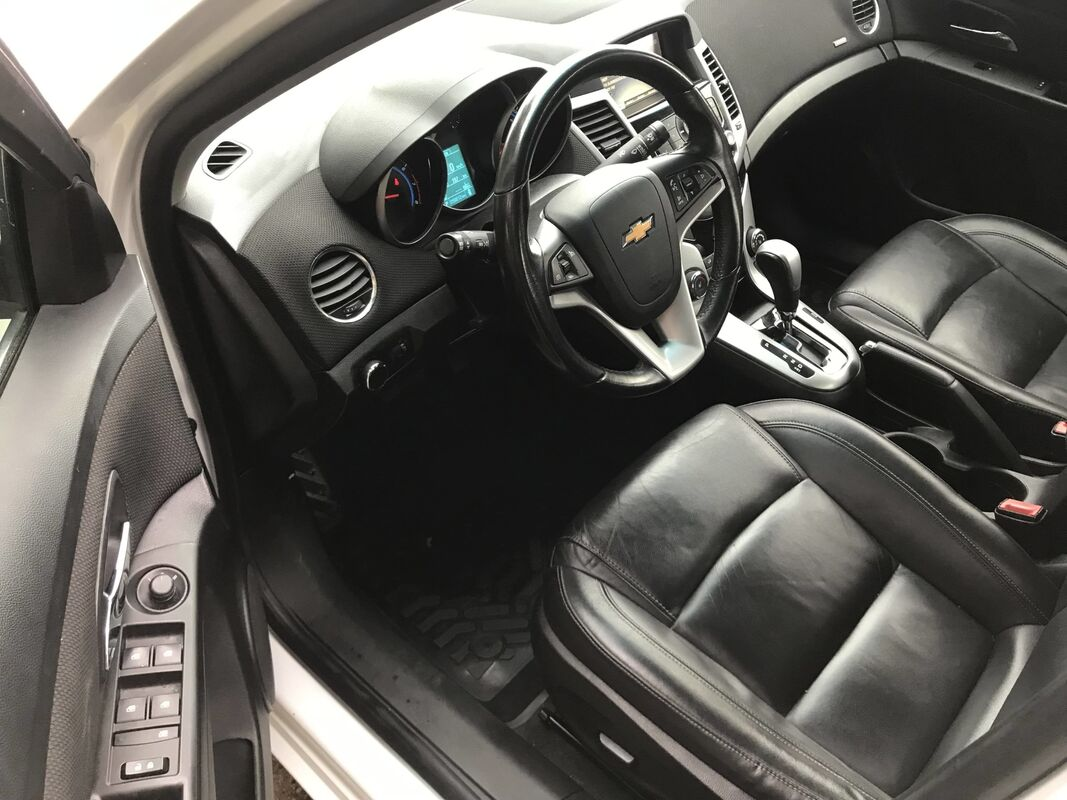 Прокат авто Chevrolet AT Белый - фото 6