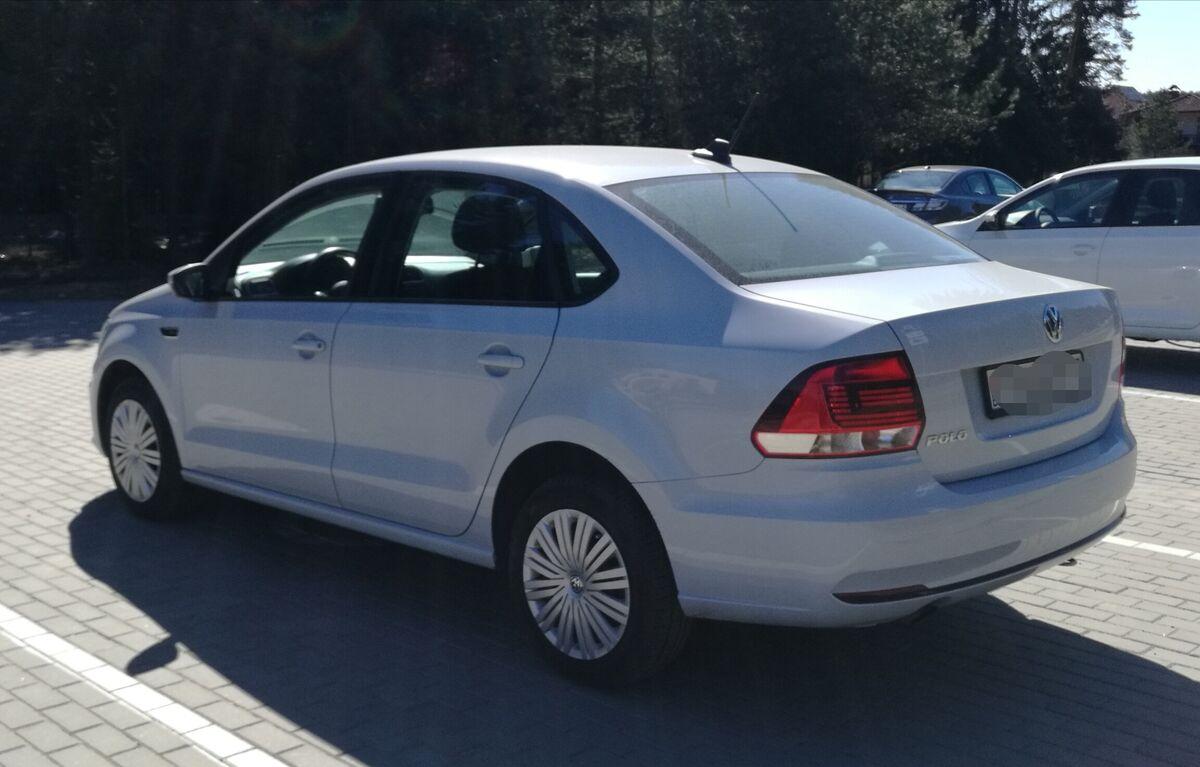 Прокат авто Volkswagen Polo АТ - фото 4
