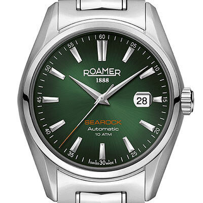Часы Roamer Наручные часы 210633 41 01 20 - фото 1