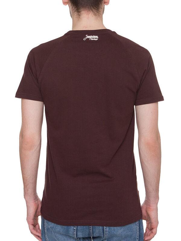 Кофта, рубашка, футболка мужская Запорожец Футболка «Moskva» SKU0108000 - фото 2