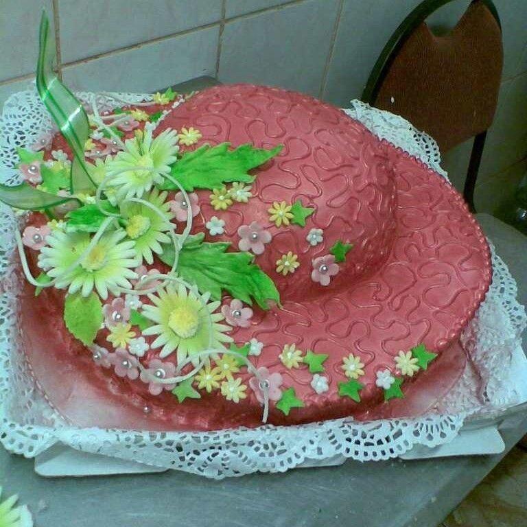 Торт КУП «Минскхлебпром» Торт Творожно-радужный П-3-1-14 - фото 2