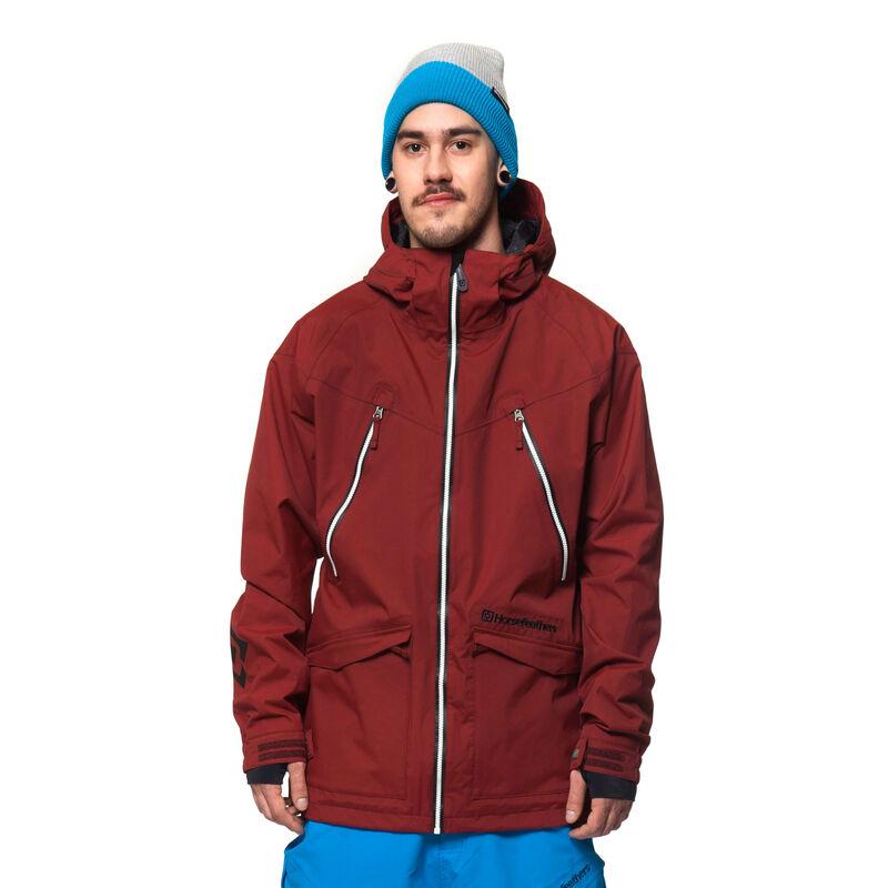 Спортивная одежда Horsefeathers Сноубордическая куртка Prophet (Insulated) красный - фото 1