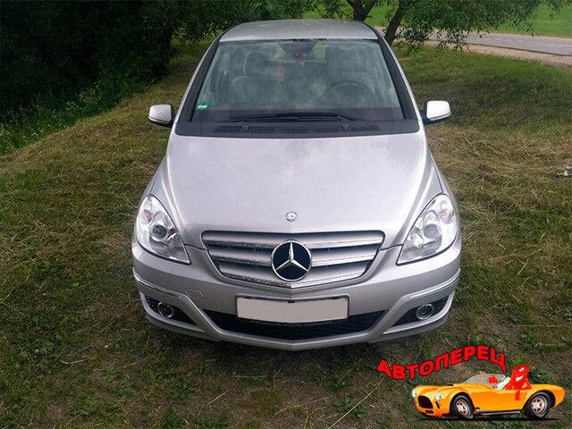 Прокат авто Mercedes-Benz A klass - фото 3