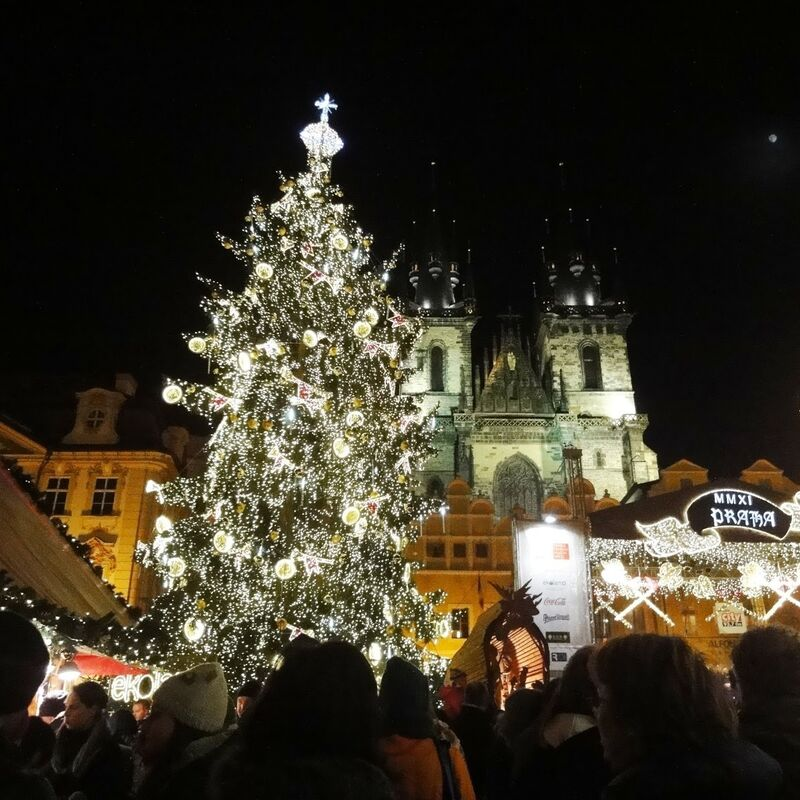 Туристическое агентство ТрейдВояж Автобусный экскурсионный тур CZE B04 «Рождество в Праге» - фото 2