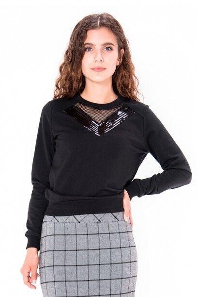 Кофта, блузка, футболка женская SAVAGE Джемпер женский арт. 910820 - фото 1