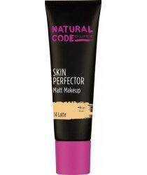 Декоративная косметика LUMENE Крем тональный матирующий Natural Code Skin Perfector, оттенок 14 - фото 1