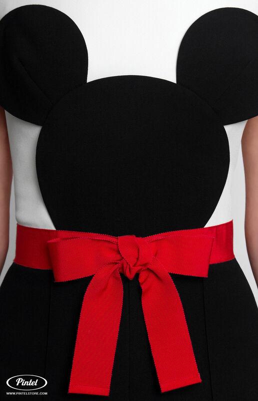Брюки женские Pintel™ Комбинированный из хлопка и шерсти комбинезон Vivi - фото 2