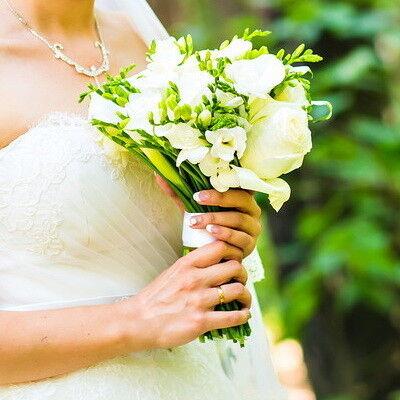 Магазин цветов Lia Свадебный букет №22 - фото 1
