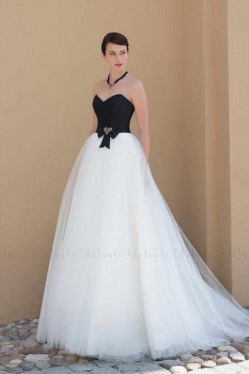 Свадебное платье напрокат Edelweis Платье свадебное «Valencia» - фото 1