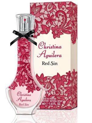 Парфюмерия Christina Aguilera Парфюмированная вода Red SIin, 100 мл - фото 1